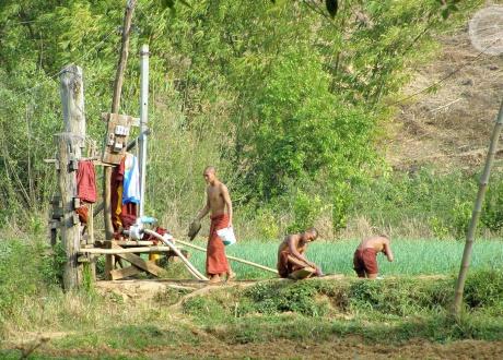 Wycieczka do Birmy: szlakiem buddyjskich świątyń © Iwona Bartoszcze, Barents.pl