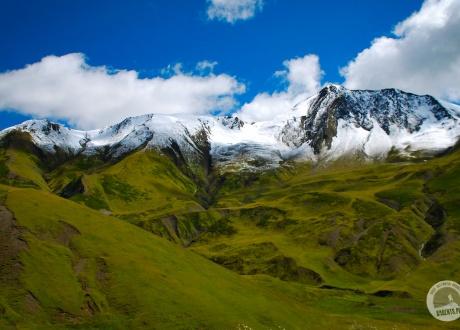 Trekking w Tuszetii i Chewsuretii + Kazbek © Roman Stanek, Barents.pl