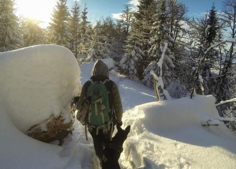 Sylwester i Nowy Rok na Zakarpaciu © Różni autorzy wyjazdu 2016/17 dla Barents.pl