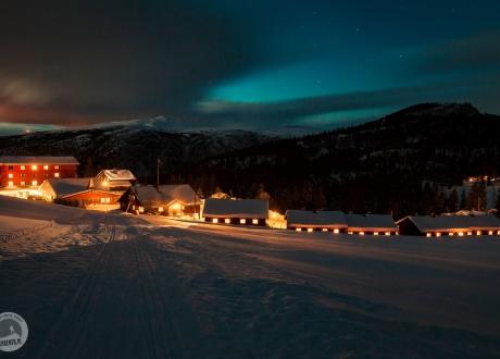 Biegówki w Norwegii: Park Narodowy Rondane