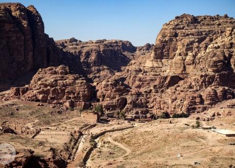 Majówka w Jordanii: Petra i Wadi Rum fot. © Roman Stanek, Barents.pl
