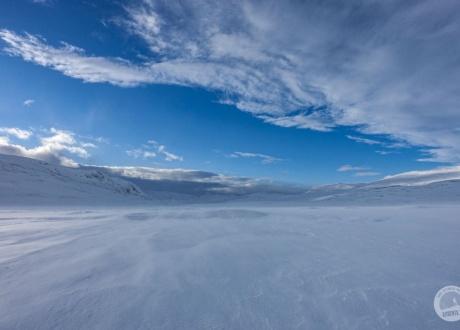 Laponia: Arktyczne wycieczki na biegówkach fot. © Mateusz Kuszela, Barents.pl