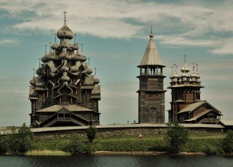 Karelia, nieznana rosyjska północ, wyspa Kiży, drewniana perła karelii