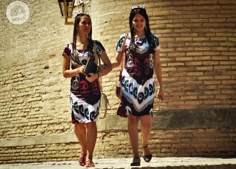 Uzbekistan i Turkmenistan. Wielkie cywilizacje Azji Środkowej © Roman Stanek Barents.pl