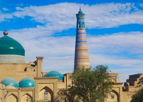 Uzbekistan. Wycieczka po Jedwabnym Szlaku © R. Stanek, Barents.pl