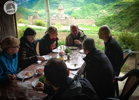 Rowerowa Majówka w Armenii i Górskim Karabachu fot. © Roman Stanek, Barents.pl
