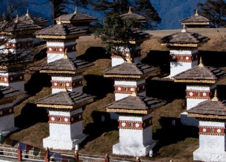 Rowerem przez Himalaje: Bhutan, Barents.pl