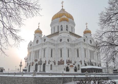 Zima w Kolei Transsyberyjskiej: 9298 km z Moskwy do Władywostoku fot. © Lubov Tandit